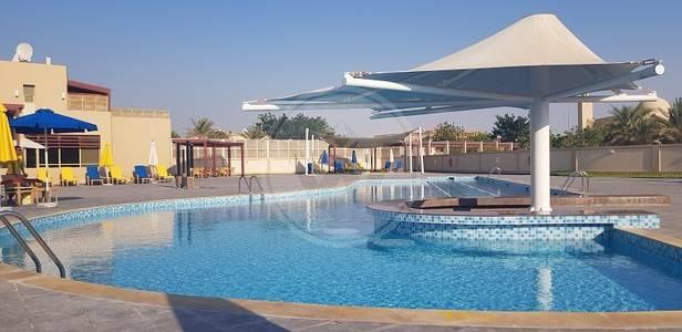 4 Bedroom Villa for Rent in Al Raha Golf Gardens, Abu Dhabi - Stunning 4 bed+maids+Pool | Golf Gardens