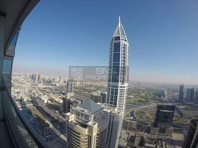 1 Bedroom Apartment for Rent in Dubai Marina, Dubai - Higher Floor w/ Golf View