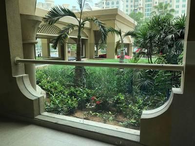 فلیٹ 2 غرفة نوم للبيع في نخلة جميرا، دبي - Shoreline Apartment offering 5% yield