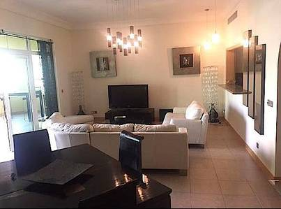 2 Bedroom Flat for Sale in Palm Jumeirah, Dubai - Shoreline Apartment offering 7% yield