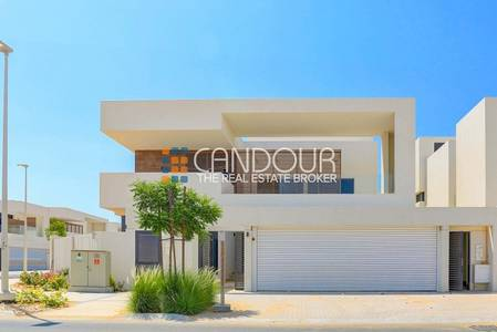 5 Bedroom Villa for Sale in Yas Island, Abu Dhabi - No Service Charges | Corner Plot | Best Deal