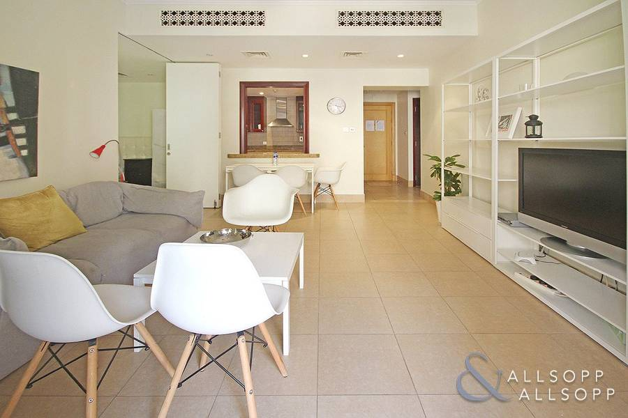 2 One Bed | Study | Burj View | EXCLUSIVE