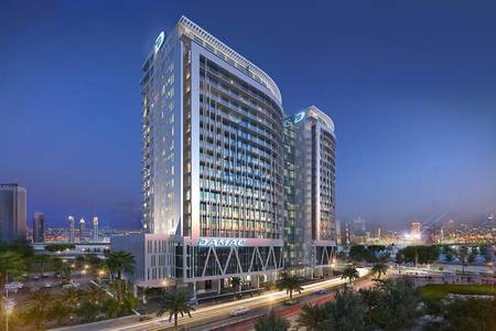1 Bedroom Apartment for Sale in Business Bay, Dubai - 1 BR Residential building New Neighborhood in  Business bay