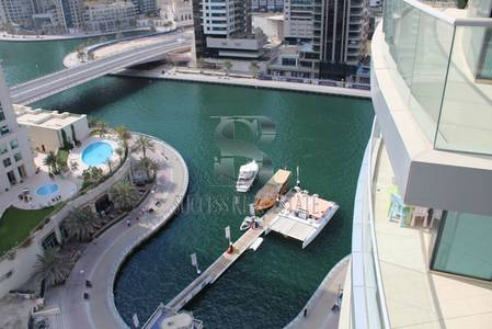 2 Bedroom Apartment for Rent in Dubai Marina, Dubai - 2 BR + Maids | Marina View | 04 Type