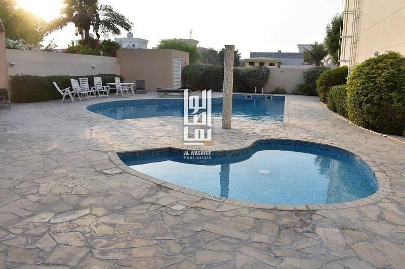 2 Modern 5 Bed+M Garden  Shared Pool   Gym..