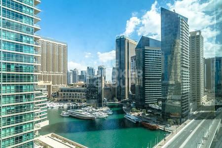 3 Bedroom Flat for Sale in Dubai Marina, Dubai - 3 BR | Full Marina View From Each Corner