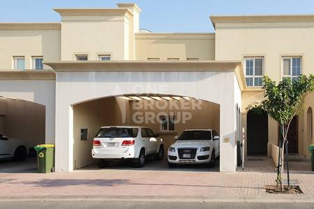 3 Bedroom Townhouse for Sale in The Springs, Dubai - Single Row|Vacant|3 BR + Study|Springs 1