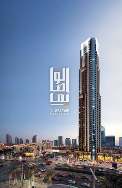 1 Bedroom Flat for Sale in Downtown Dubai, Dubai - 3 YRS POST HANDOVER WITH 50% OFF REGISTRATION FEES