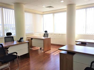 Office for Rent in Sheikh Zayed Road, Dubai - Great Offer! AED4500 per month All Inclusive in the Rent!