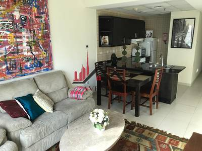 Furnished High Floor One Bedroom |Marina