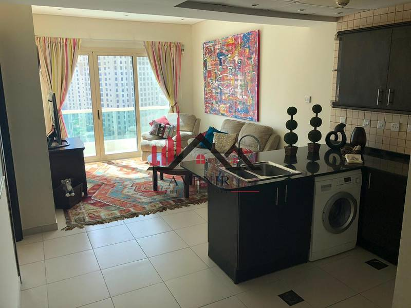 2 Furnished High Floor One Bedroom |Marina