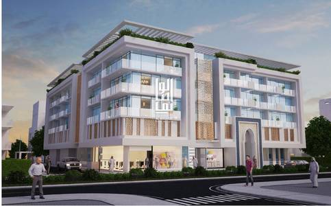Studio for Sale in Jumeirah Village Circle (JVC), Dubai - 10%+4% D.P 1% FOR 15 Months 75% with Mortgage Facility upon Handover
