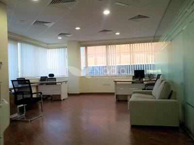 Office for Rent in Sheikh Zayed Road, Dubai - Fully Furnished Service Office | All Inclusive In the Rent