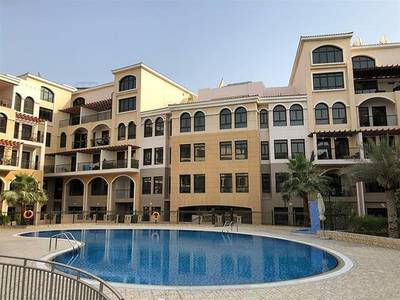 1 Bedroom Flat for Sale in Jumeirah Village Circle (JVC), Dubai - POOL VIEW ! Best Layout Duplex ONE BHK