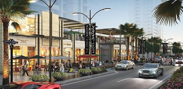 Studio for Sale in DAMAC Hills (Akoya by DAMAC), Dubai - Studio statrts from AED 552