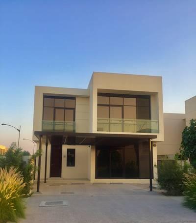 5 Bedroom Villa for Sale in DAMAC Hills (Akoya by DAMAC), Dubai - Brand New | Single Row | Huge Corner Plot