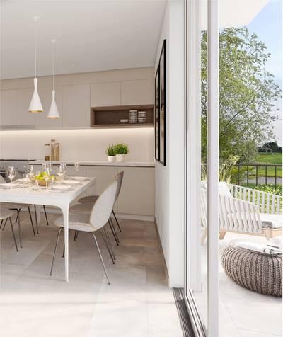3 Bedroom Townhouse for Sale in Dubai South, Dubai - Expo Golf Villas Post Handover Payment Plan Good Location