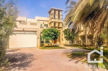 4 Bedroom Villa for Rent in Jumeirah Islands, Dubai - 4 Bed  Best price  Pool  Vacant  Great size