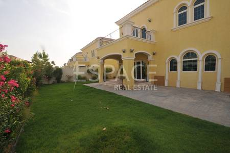 3 Bedroom Villa for Rent in Jumeirah Park, Dubai - Close to JP Pavilion - Vacant end of Jan