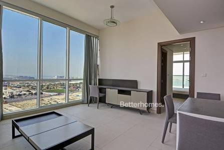 1 Bedroom Apartment for Sale in Al Sufouh, Dubai - Exclusive | Vacant | Furnished | Sea View