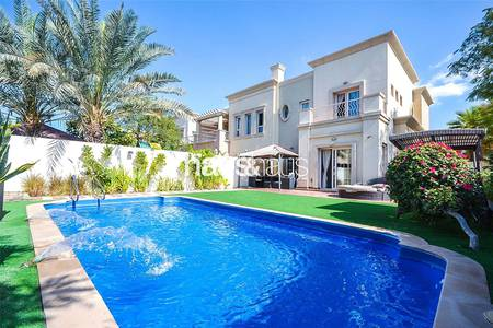 3 Bedroom Villa for Rent in The Springs, Dubai - Exclusive | Furnished | Flexible Cheques