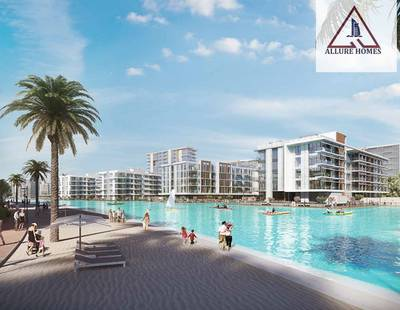 1 Bedroom Apartment for Sale in Mohammad Bin Rashid City, Dubai - Luxury Apartment With Fully Furnished With Waterfront in MBR With Lagoon View / 1.150.000 AED
