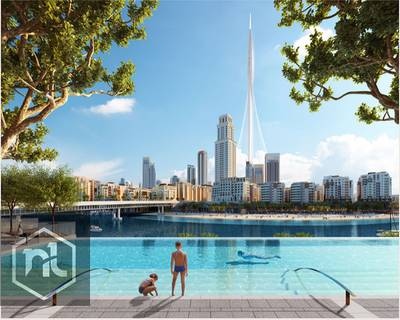 2 Bedroom Apartment for Sale in The Lagoons, Dubai - Branded apartments flanking the award-winning Palace Hotel