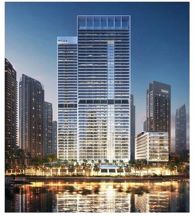 2 Bedroom Apartment for Sale in The Lagoons, Dubai - 3BR   Palace Residences   3 Yrs Post handover