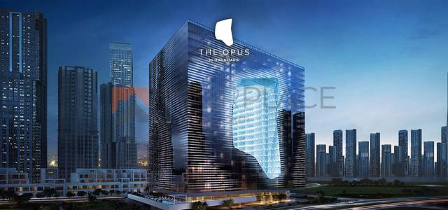 محل تجاري  للبيع في الخليج التجاري، دبي - Huge Retail Shop|The Opus|Business Bay