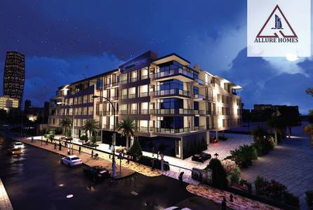 2 Bedroom Apartment for Sale in Arjan, Dubai - High Quality ! 3 Years Post Handover Payment Plan