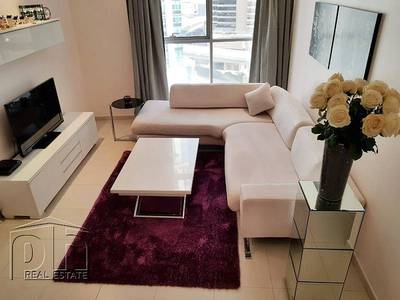 1 Bedroom Flat for Rent in Dubai Marina, Dubai - Modern / Fully Furnished / 1 Bed / Vacant