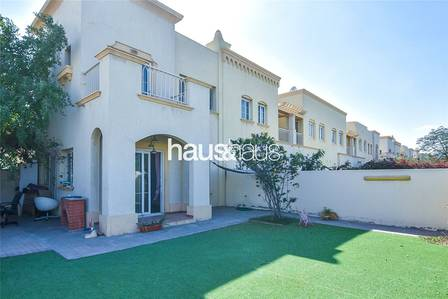 2 Bedroom Villa for Rent in The Springs, Dubai - Extended | 4E | 3-Bed | Well Maintained