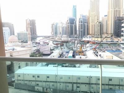2 Bedroom Flat for Rent in Dubai Marina, Dubai - 2 BR+Storage Marina Park Full Marina View