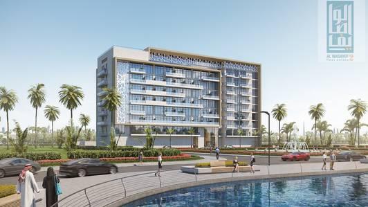 Studio for Sale in Dubai Studio City, Dubai - own apartment in dubai and installment 1% monthly