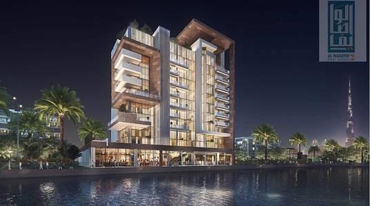 Studio for Sale in Meydan City, Dubai - IN New Dubai.......... downtown LARGE  Studio..