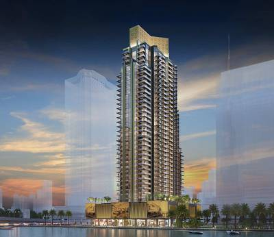 1 Bedroom Flat for Sale in Business Bay, Dubai - Up to 12% ROI Offer!! Sounds Great for Investment