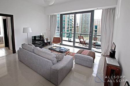 1 Bedroom Flat for Rent in Dubai Marina, Dubai - Marina Views | Chiller Free | 1 Bedroom