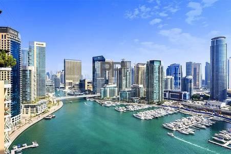1 Bedroom Flat for Rent in Dubai Marina, Dubai - Exclusive 1 Bedroom Marina view