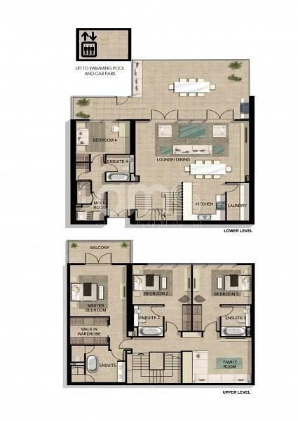 16 Unique Opportunity to Buy 4BR Duplex Apartment in Al Zeina