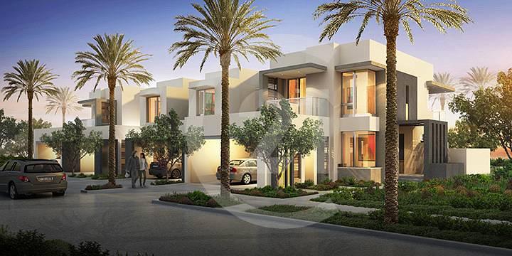 Amazing Deal in Emaar Maple 3 bedroom + maid villa in Dubai Hills for sale