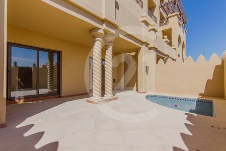 3 Bedroom Villa for Rent in Palm Jumeirah, Dubai - Stunning 3 bedroom townhouse in the Residences South