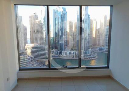 1 Bedroom Apartment for Rent in Dubai Marina, Dubai - 1 bedroom for rent with full marina view