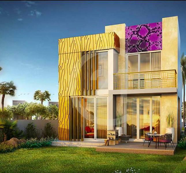 Branded 3 bedroom villa in Dubai land for sale
