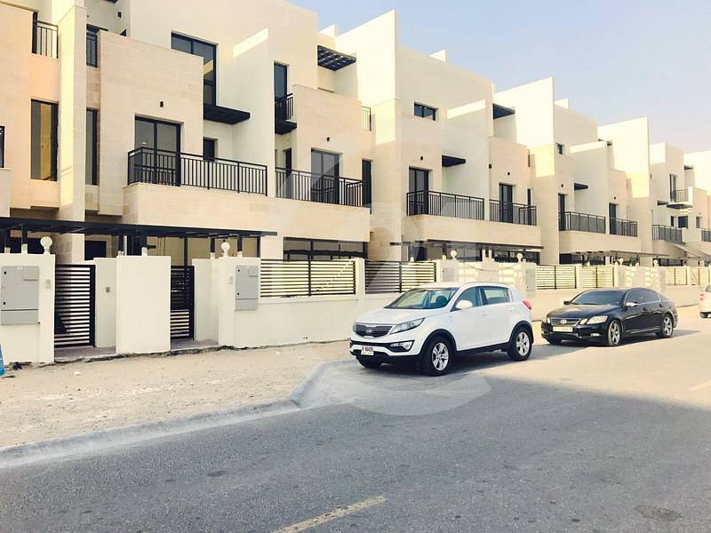 4 Bedroom townhouse in JVC for sale