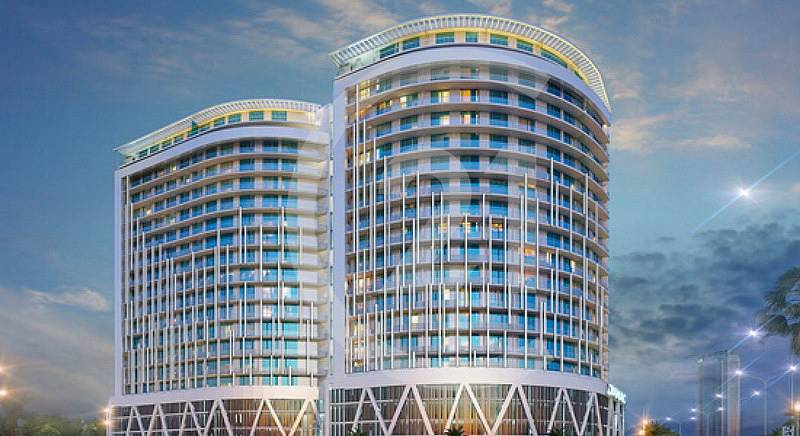 HOLD YOUR CHANCE !!!1 Bedroom apartment available for sale in DAMAC MAJESTINE TOWER