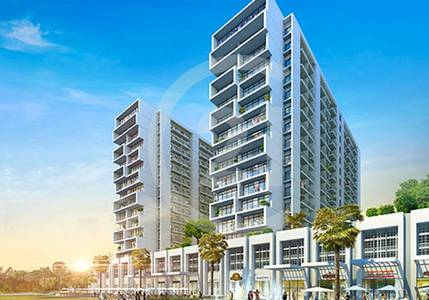 1 Bedroom Flat for Sale in Akoya Oxygen, Dubai - 1 Bedroom apartment with post payment plan sale in DUBAI LAND