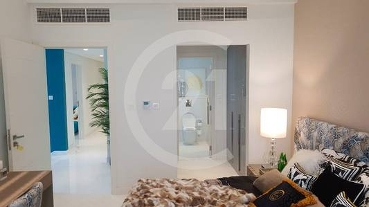 3 Bedroom Villa for Sale in Akoya Oxygen, Dubai - Unique luxury 3 master bedroom CAVALLI villa in incredible community