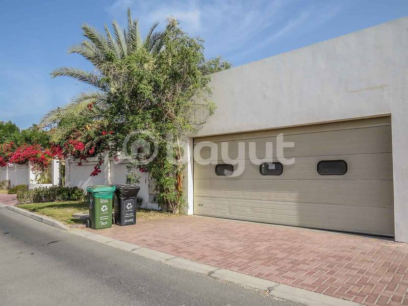 51 SPACIOUS VILLA WITH BALCONY AND POOL VIEW IN AL BARSHA 2