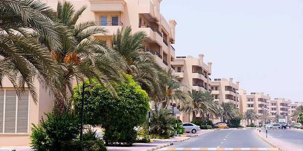 Magnificent one Bed For Sale  in Golf Apartment Al Hamra Village  Village