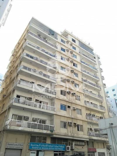 2 Bedroom Apartment for Rent in Al Nabba, Sharjah - Cheap 2BR in Nabba oppo Police sation on Main Road